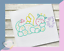 Baby Dragons Machine Embroidery Design Set