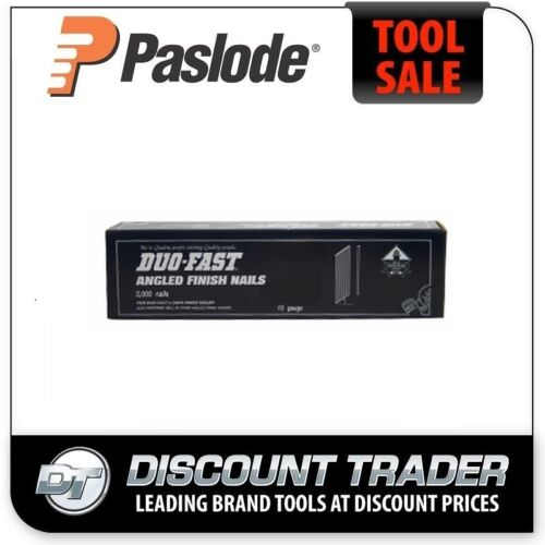 Paslode DuoFast DA17 38mm BRT Angled Nails D50200