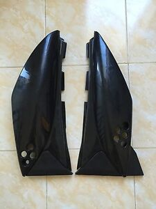 Kawasaki-Klx150-Klx150L-Klx150s-Black-Guard-Set-Spare-Part-Accessories