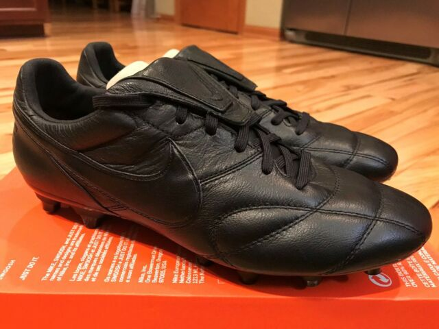 e10fed7c0e88 The Nike Premier II FG Black 917803 005 Mens Size 6.5 for sale ...