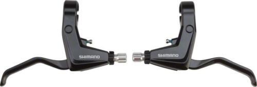 Shimano Alivio T4000 V-Brake Lever Set Black