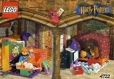 LEGO HARRY POTTER GRYFFINDOR HOUSE 4722 RON WEASLEY RARE 100% COMPLETE GUARANTEE