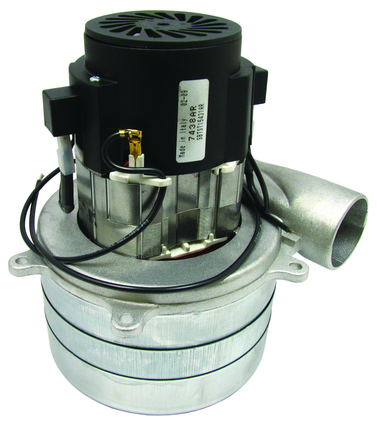 1200W 240V 3 Stage Tangential Motor