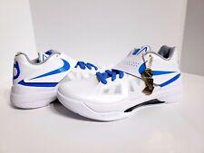 9857878eea8 Nike Zoom KD 4 IV Ct16 QS Finals Thunderstruck Aq5103 100 Mens Size 10