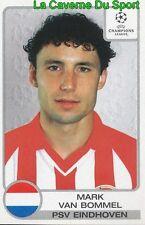 106 VAN BOMMEL NETHERLANDS PSV EINDHOVEN STICKER CHAMPIONS LEAGUE 2002 PANINI