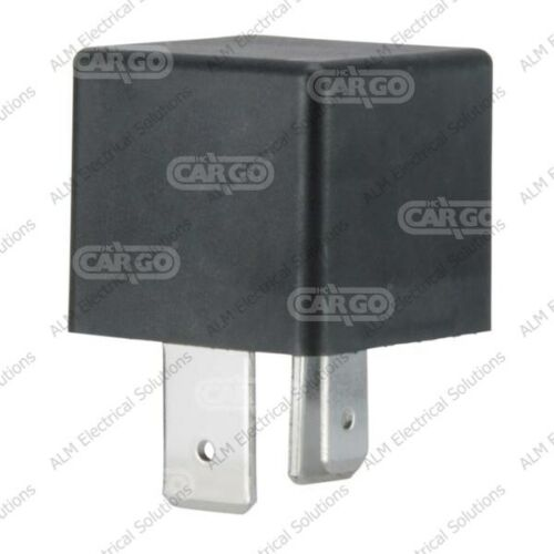 HC CARGO 160468 12V Mini Relay Sealed with Resistor 70A