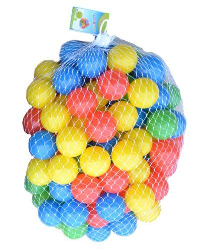 5,5cmØ Bälle für Bällebad Bunte Farben Spielbälle Plastikbälle Ball Kinderbälle