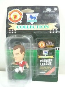 CORINTHIAN-PREMIER-LEAGUE-GARY-PALLISTER-FOOTBALL-FIGURE-MANCHESTER-UNITED-NEW