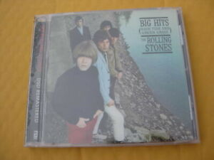 Big Hits (High Tide and Green Grass) by The Rolling Stones CD 2002 ABKCO