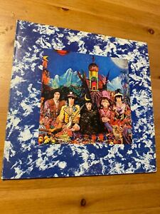 The-Rolling-Stones-Their-Satanic-Majesties-Request-1967-London-NPS-2-Vinyl-VG