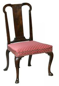 SWC-Mahogany-Queen-Anne-Side-Chair-England-c-1740