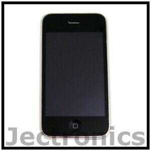 Apple-iPhone-3G-8GB-Black-FACTORY-UNLOCKED-Good-Condition-GSM-Smartphone