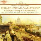 Elgar Boughton English SYM ORCH - Enigma Variatons CD