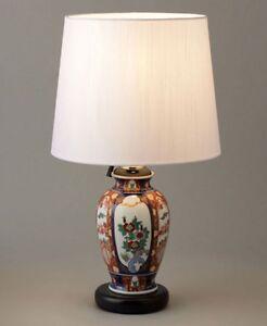 Image Is Loading Japanese Lamp Stand ARITA Ware Tablelamp Lighting Shade