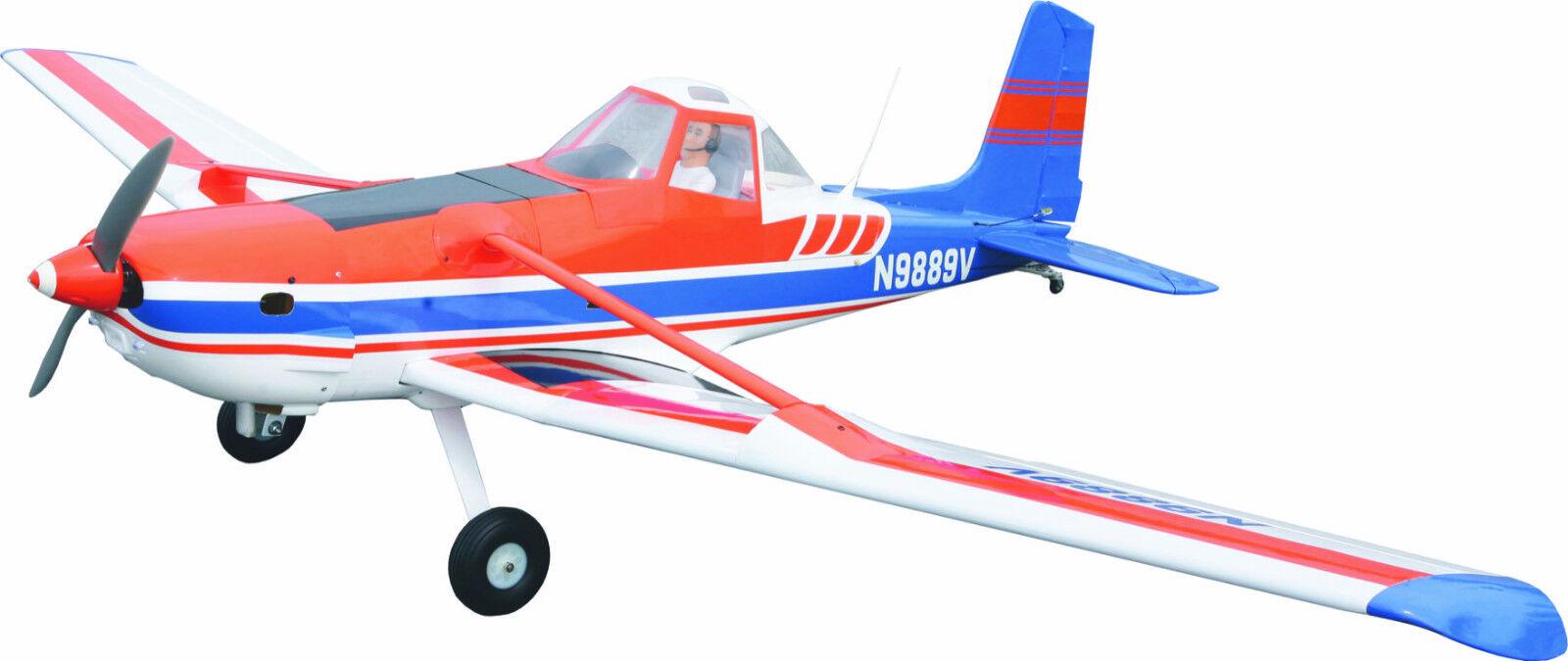 Cessna 188 ARF AGwagon SIMPROP 0292222 2468 mm apertura ARF
