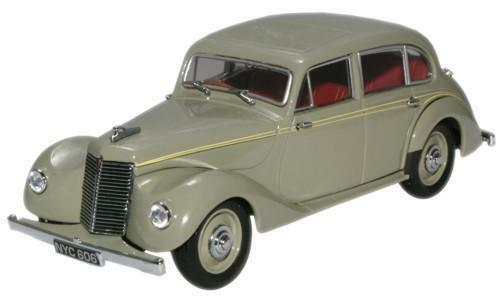 Ivory Armstrong Siddeley Lancaster Model Car 1//76 New