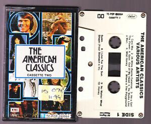 The-American-Classics-Vol-2-Cassette-Tape-Vintage