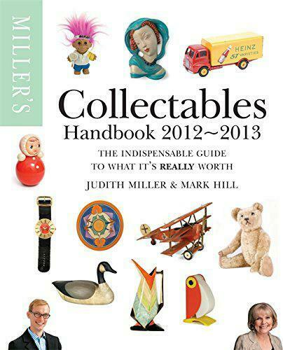 Good Used Mark Hill Miller/'s Collectables Handbook 2012-2013 by Judith Miller