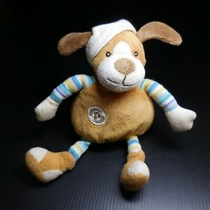 Peluche doudou chien design GIPSY France jouet enfant vintage collection N6157
