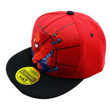 item 3 Kids Spider Man Cartoon Flat Hat Snapback Baseball Cap Boys Spiderman  Sun Hat -Kids Spider Man Cartoon Flat Hat Snapback Baseball Cap Boys  Spiderman ... 4c3c2d7d4745