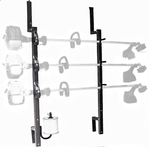 3 Place Trimmer Rack for Enclosed Trailers Racks PK 6-5
