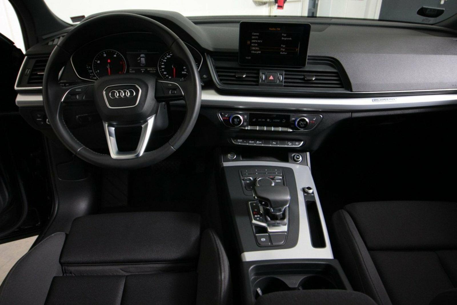 Audi Q5 TDi 190 Sport quattro S-tr.Van