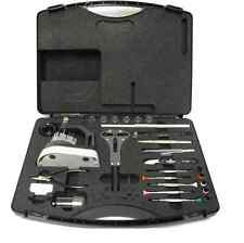 BERGEON 7815 Watchmakers Master Service Tool Case Kit Watch Repair - HT7815