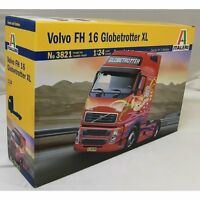 Italeri Volvo FH16 Globetrotter XL 1/24 Scale Model TRUCK KIT- 3821
