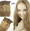 Extra-THICK-Clip-In-Remy-Real-Human-Hair-Extensions-Full-Head-Double-Wefted miniature 18