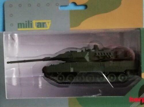 undekoriert Herpa Minitanks H0 Roco 1.87 Scale 746182  Kampfpanzer Leopard 2A7