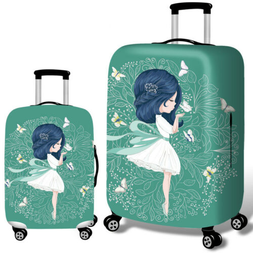 Travel Luggage Cover Suitcase Protector Elastic Dust-proof Scratch-resistant New