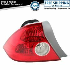 Taillamp Taillight Brake Light Driver Left Lh For 04 05 Honda Civic 2 Door Coupe Fits 2004 Honda Civic