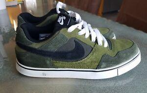 size 40 cc17e f9bfc Image is loading Nike-SB-Paul-Rodriguez-GREEN-BLACK-P-Rod-