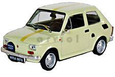 FIAT 126p Driving School  -- 1/43 -- IXO/IST -- NEW