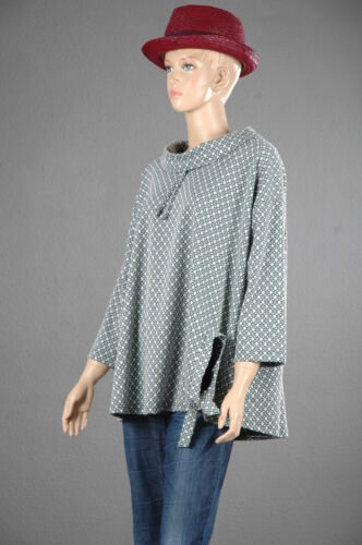 Top 26 Tunika Xl L Oversize Bluse Lässig Hingucker Pullover Kaschierwunder stil BqB86ng