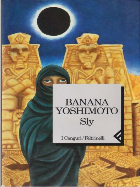 SLY  YOSHIMOTO BANANA FELTRINELLI 1998 I CANGURI