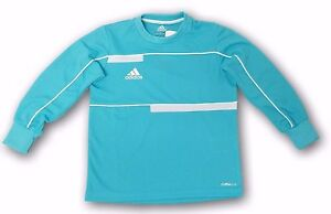 Details about adidas Goalkeeper Jersey Freno 12 Infant Size Blue/White Padded Sleeves