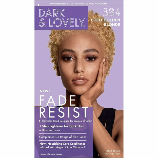 Permanent Hair Color by Dark and Lovely Fade Resist I Up ...