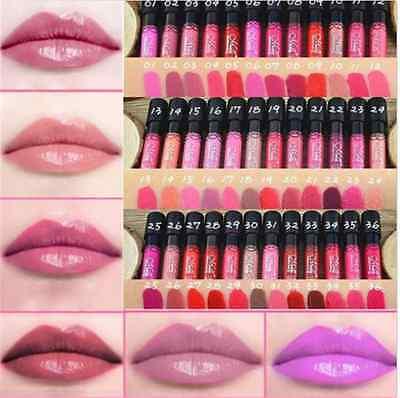 Long Lasting Makeup Beauty Liquid Pencil Matte Lip Gloss Waterproof Lipstick 1pc