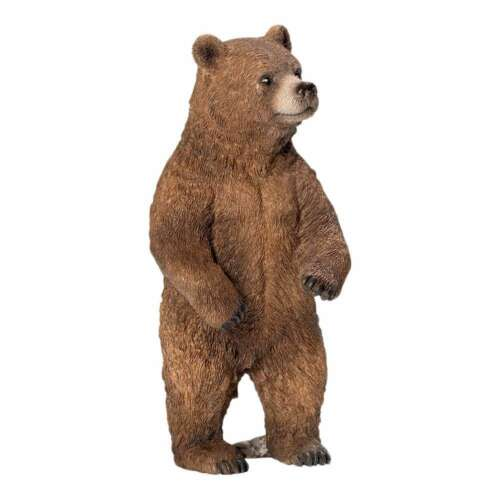 Schleich Wild Life Ourse Grizzly Grizzli Ours Brun Animal Sauvage Figurine 11 cm