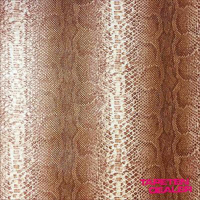 Animal Print Tapete 2,43 €//qm Rasch African Queen Python Rasch 423129