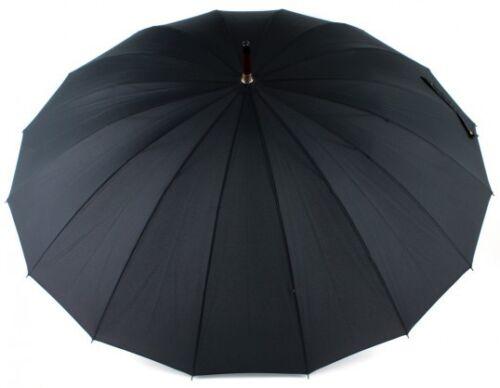 doppler Umbrella London Langschirm Black