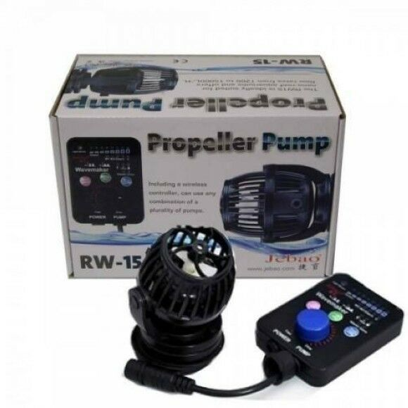 Jebao RW15 110240v Programmable Wavemaker FishTank Water Wave Pump Controller c
