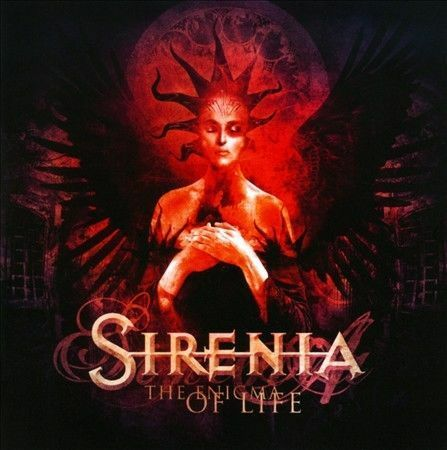 1 of 1 - Sirenia -The Enigma of Life CD, Aus Seller, Free Postage
