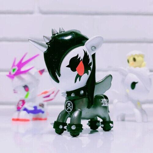 TOKIDOKI Unicorno Series 9 Thrasher Mini Figure Designer Art Toy Figurine Secret