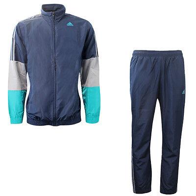 Adidas Performance Mens Full Tracksuit Track Top Jacket Joggers Set  S22490 CC41