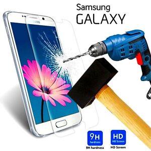 1-Verre-Trempe-Film-de-protection-d-039-ecran-pour-Samsung-Galaxy-S4