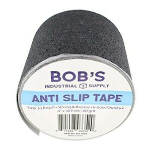 Bob S Anti Slip Grip Tape For Stairs Safety Tape 80 Grit