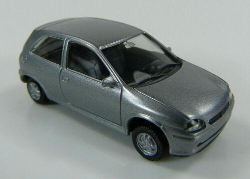 Opel Corsa-werbemodell Opel-plata Herpa 1:87 h0 OVP k11