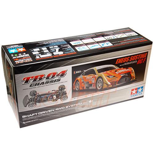 Tamiya 1:10 TB04 ENEOS SUSTINA RC F 4WD Touring Car Kit EP On Road  58595